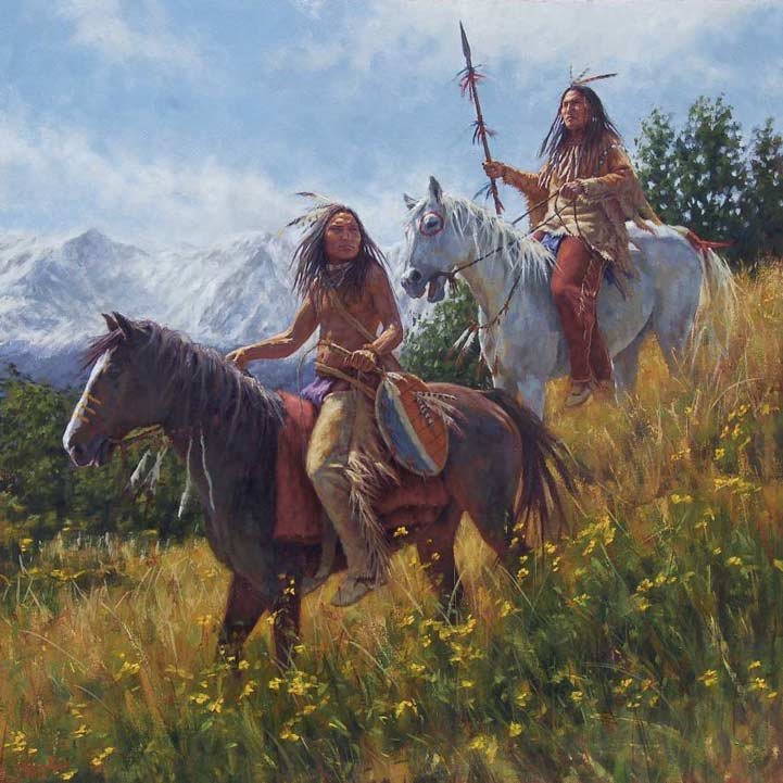 Boundless Warriors